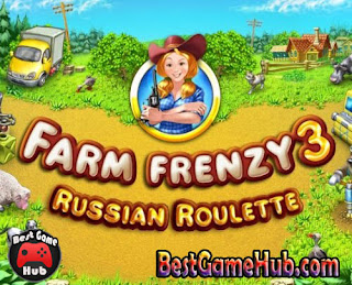 Farm Frenzy 3 Russian Roulette PC Game Free Download