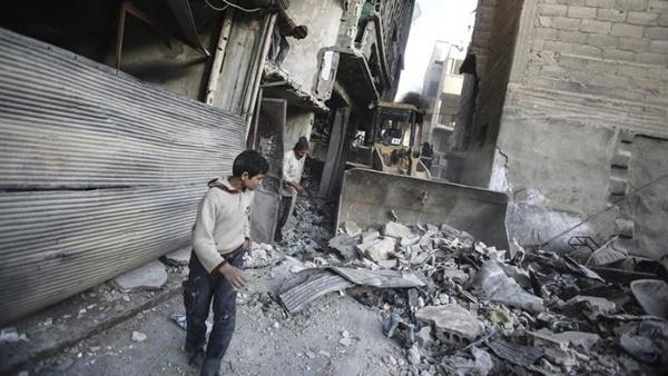 Observadores rusos detectan 46 violaciones de la tregua siria