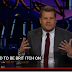 Subtitles Are Having a Hard Time Understanding James Corden's Accent While Talking About the Royal Wedding