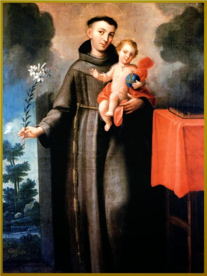 Oracion Al Poderoso San Antonio Para Recuperar Un Amor Imposible Dificil Oraciones A Los Santos