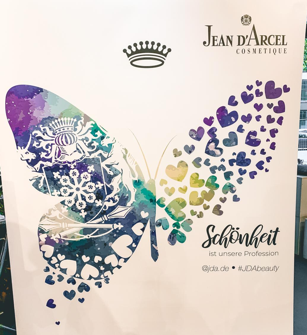 beautypress Blogger Social Media Event Oktober 2019 Jean D'Arcel