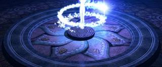 Le cercle magique dans affection 1