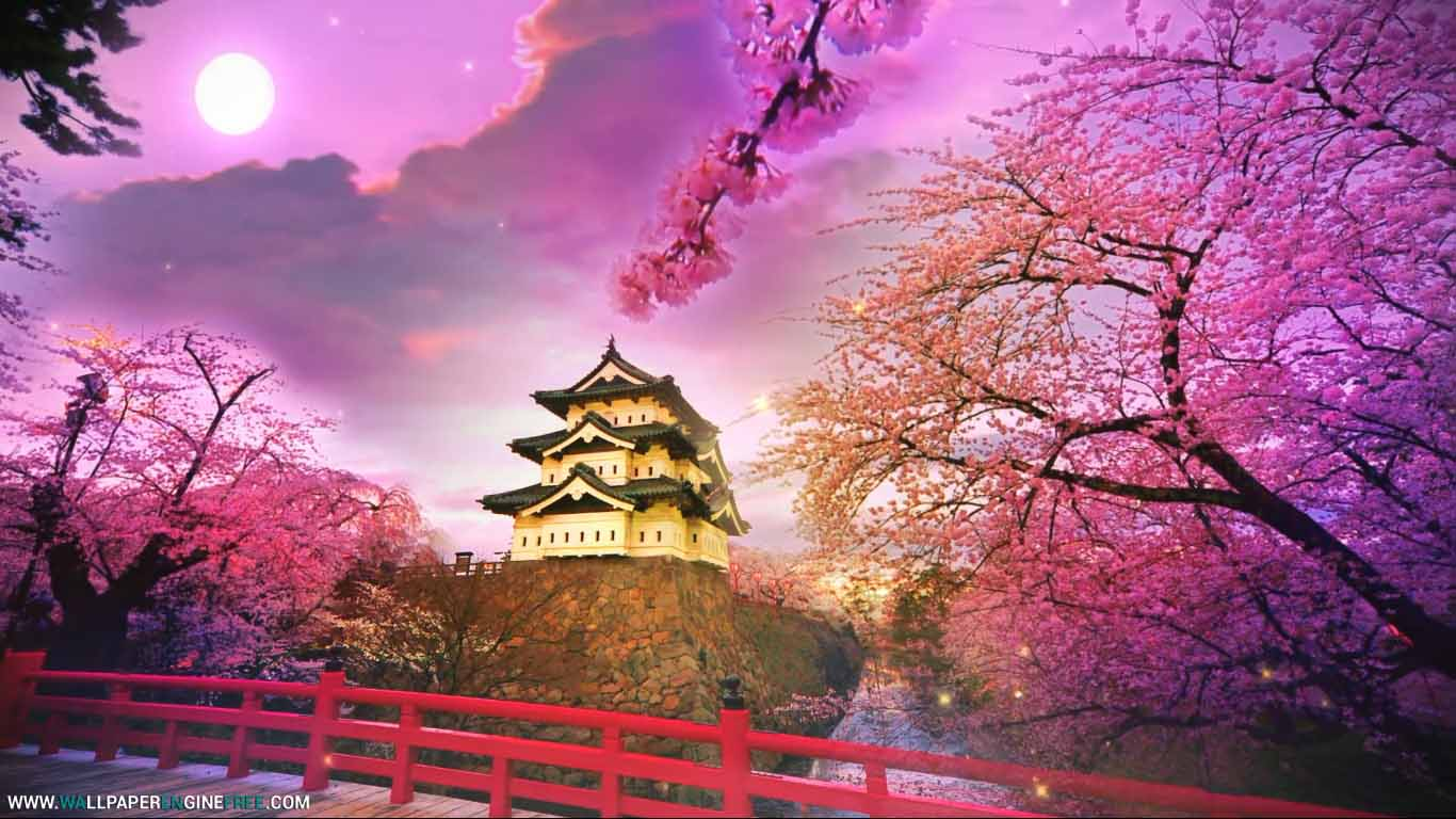 JAPAN GFX Wallpaper Engine Full Free | Download Wallpaper Engine Wallpapers FREE