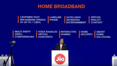 jio fiber welcome offer, jio forever plan, jio welcome offer, reliance jio gigafiber launch, jio forever plans, reliance jio fiber plans, mukesh ambani reliance jio