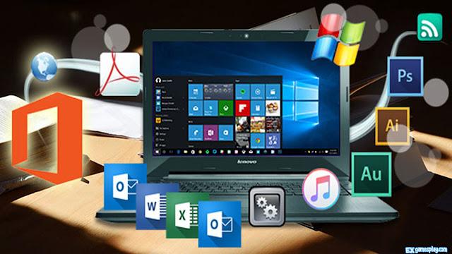 Software computer