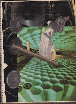collage by douglas brent smith