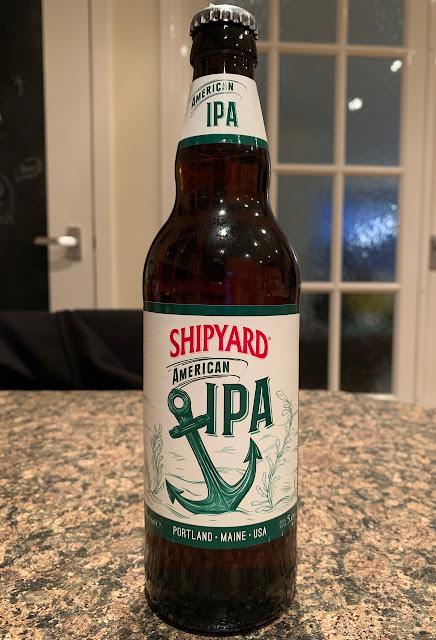Shipyard American IPA Beer