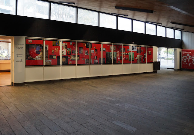 jessie harris louise bonde-hansen sydhavn station