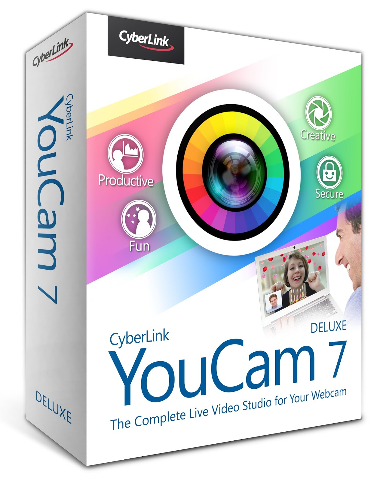 Software: CyberLink YouCam Deluxe 7.0.0824.0 with Keygen