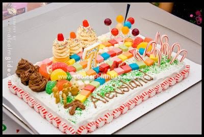 candy land cake celebrations by candice canceling candyland 2437