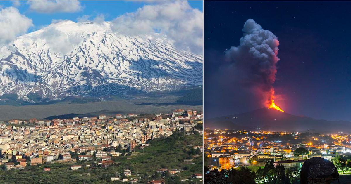 Italy's Mount Etna Keeps Growing And Is Now The Tallest Active Volcano In Europe