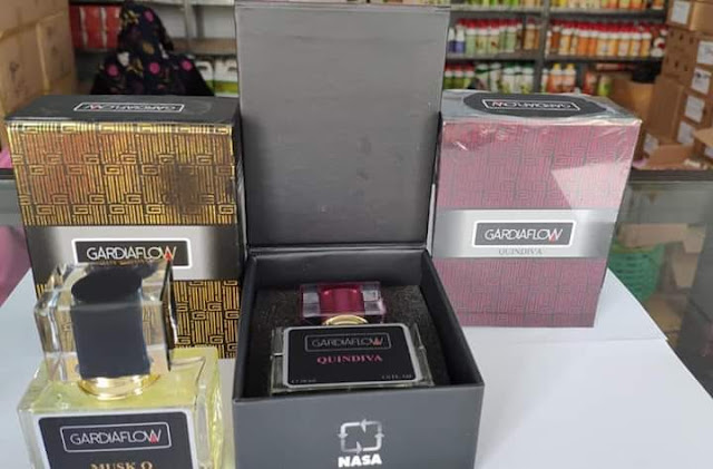 GARDIAFLOW QUEEN DEEVA Parfum Nasa