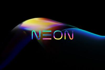 Samsung Neon Info Corners