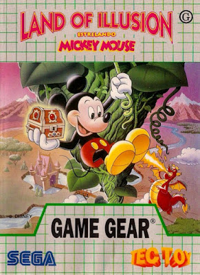 Jogo Land of Illusion Mickey Mouse online