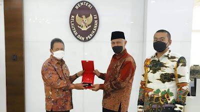 KKP Dorong Pemprov Sumbar untuk Tingkatkan Budidaya Udang