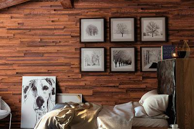 Paneles madera