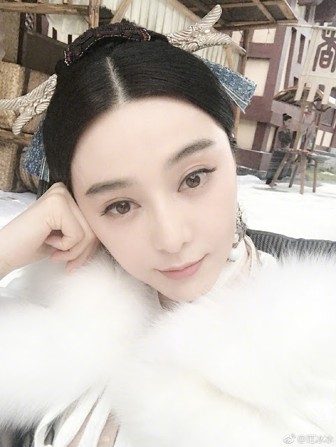 Fan Bing Bing Forbes 2017 Celebrity List