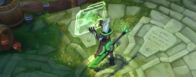 Surrender At 20 Red Post Collection New Hextech Crafting