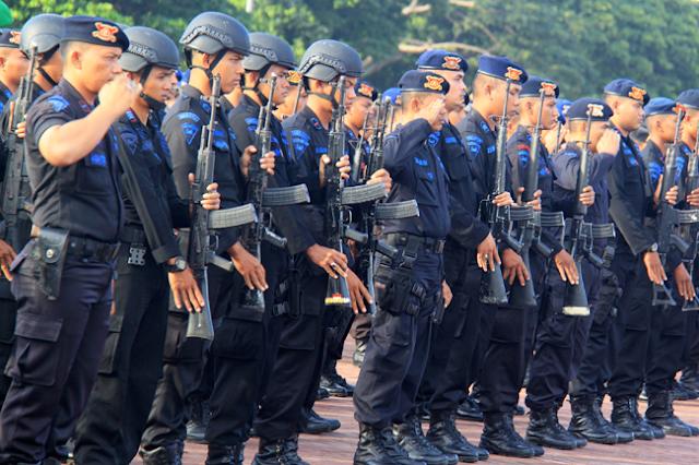 Jelang Demo 'Bela Islam III' 25 November dan 2 Desember, Brimob Sudah Disiagakan