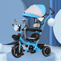 Sepeda Roda Tiga Anak Exotic ET1267 Kids Tricycle