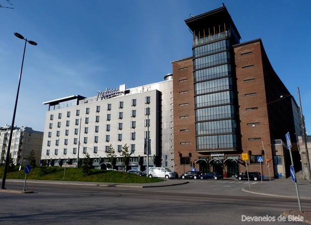 Hotel Radisson Blue Seaside Helsinki