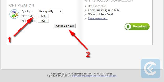 Cara Memperbesar File JPG Online