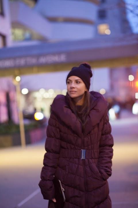 Easy Winter #OOTD in NYC