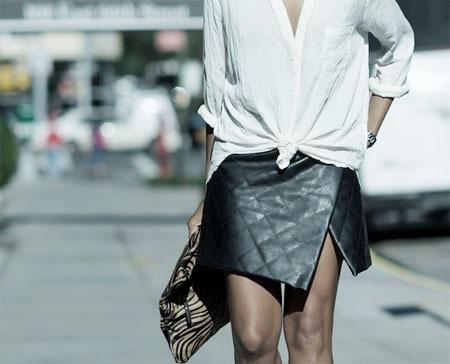 5373c54779 La idea de la minifalda surgió de una manera extraña   la diseñadora  inglesa Mary Quant revolucionó el mundo al presentar su colección primavera-  verano ...