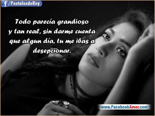 Imagenes De Decepcion Amorosa Para Facebook Amor Carino Puro
