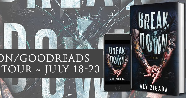 Amazon Goodreads Tour Breakdown By Aly Zigada