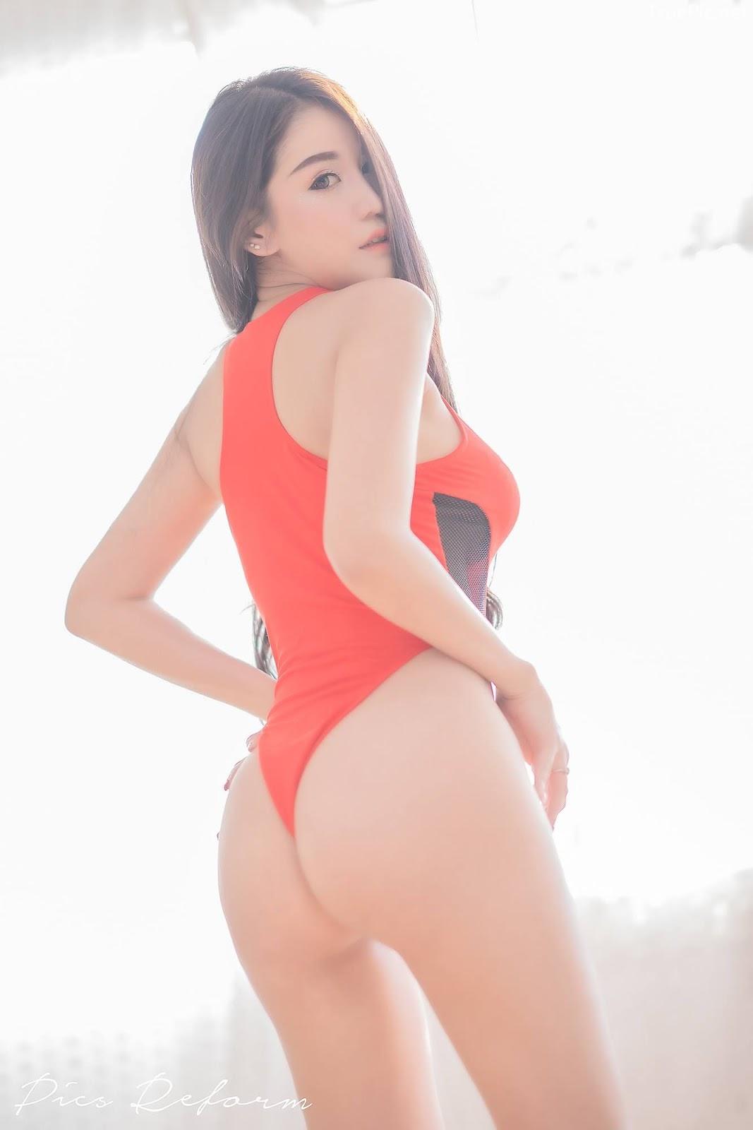 Thailand Sexy Model - Prapatsara Kongpanus - Red Army - TruePic.net - Picture 4