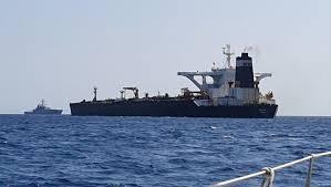 سلطات جبل طارق: تعلن الإفراج عن ناقلة النفط الإيرانية