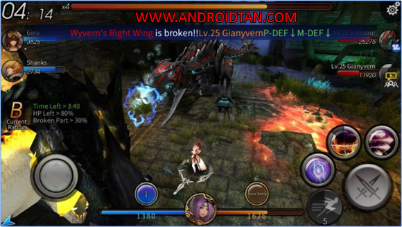 Legend Hunter-Devil Unleashed Mod Apk Free Download
