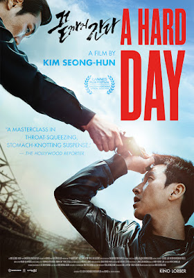 A Hard Day 2014 [Dual Audio] [Hindi-Korean] 720p BRRip HEVC x265 ESub