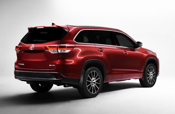 2017 Toyota Highlander Review, Engine Specs, Redesign, Change, Release Date