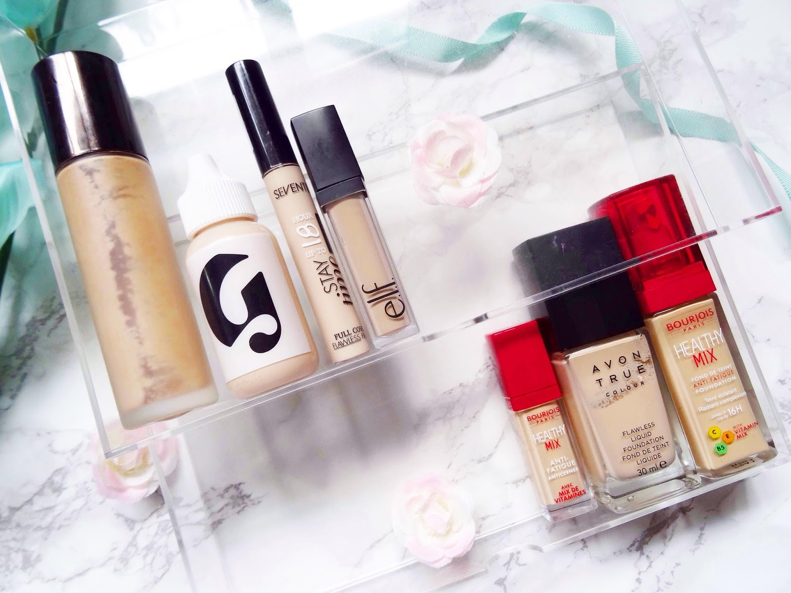 Makeup Collection Series / #2 Foundations&Concealers