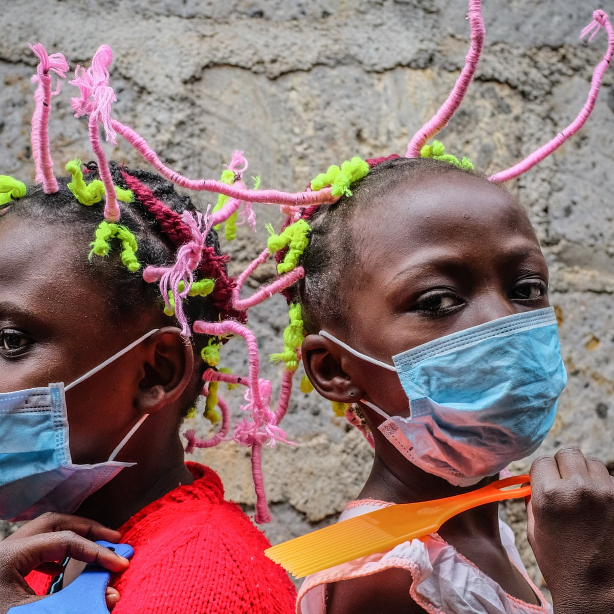 Nigeria's Virus Cases Rise To 46,577