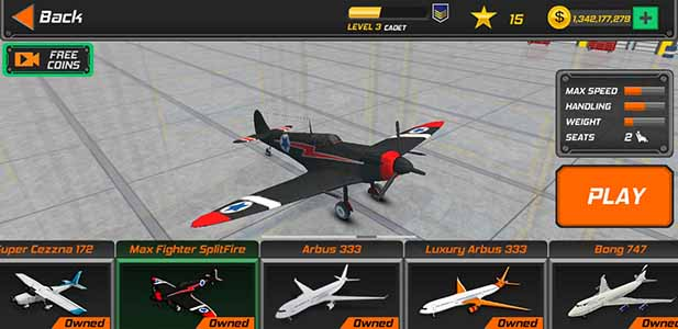 Flight Pilot Simulator Mod APK Download