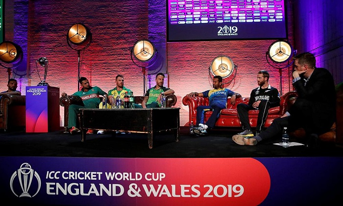 Schedule for ICC Cricket World Cup 2019