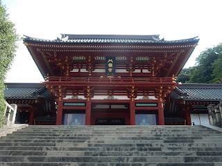 鶴岡八幡宮本宮楼門