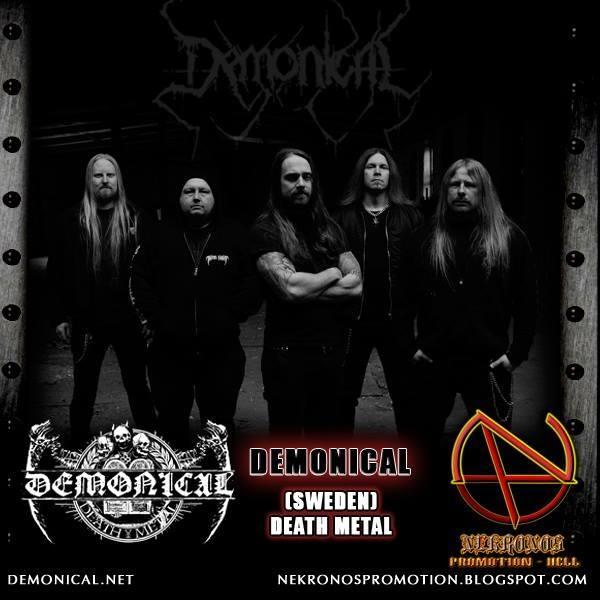 NeKronos Promotion Hell: Band of the NeKroWEEK - DEMONICAL