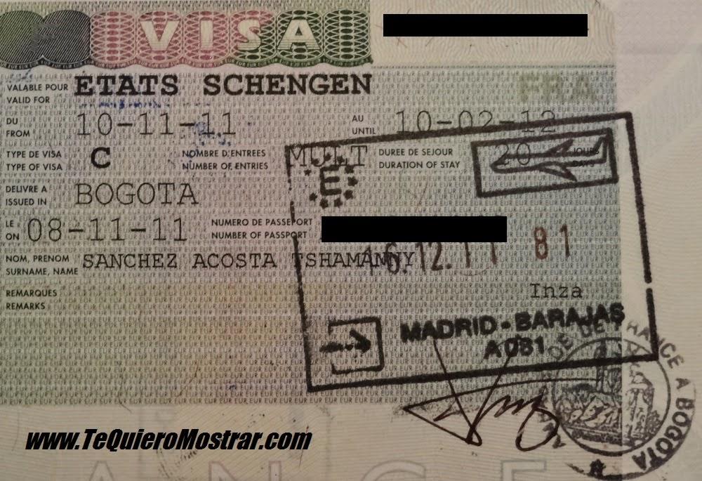 8 Tips para obtener la visa para viajar Europa (Schengen) - Te ...