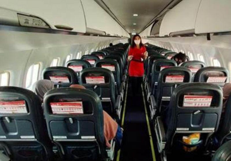 Kinerja Sirkulasi dan Kualitas Udara Dalam Pesawat ATR 72 Wings Air Sangat Terjamin Baik