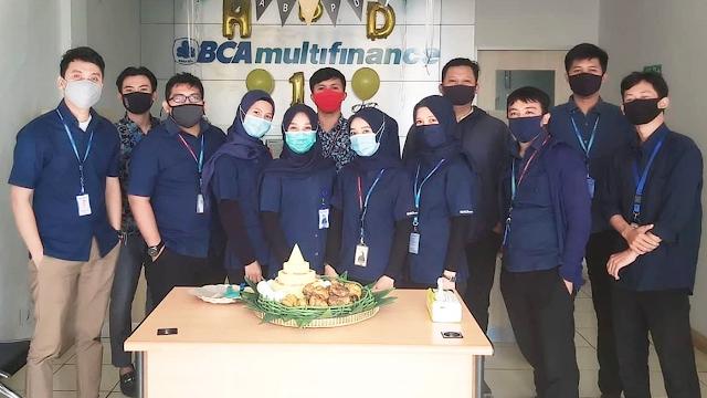 Lowongan Kerja Account Receivable Staff PT BCA Multifinance Cabang Pandeglang
