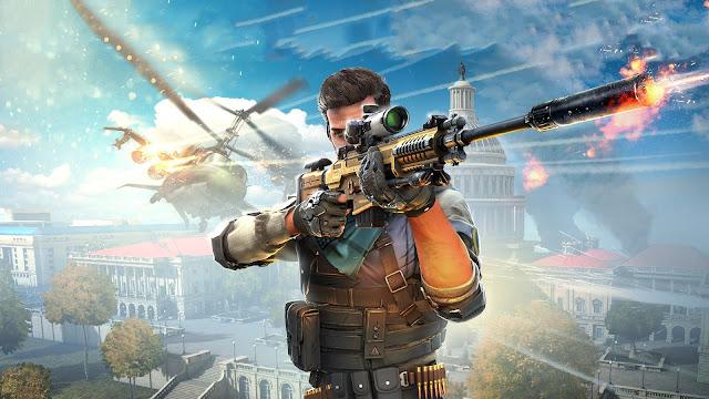 تحميل لعبة Sniper 3D Assassin Gun Shooter 2.23.6 Apk + Mod مجانا