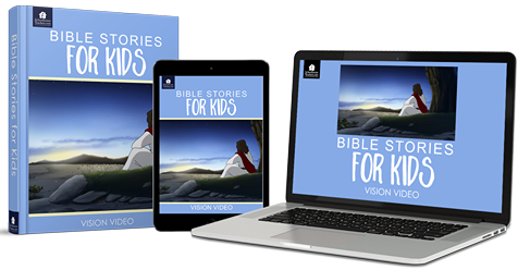 Christian Journey banner advertising Animated Bible Stories for Kids that introduces younger elementary homeschool students to many of the key stories of the Bible through engaging videos