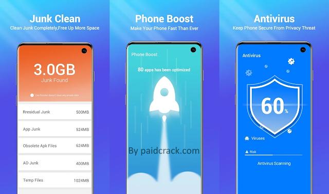 One Booster Premium Mod Apk - Antivirus, Booster, Phone   Cleaner [Latest]