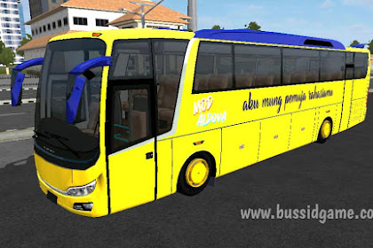 Mod Bus Skyliner Mbois By Aldovadewa
