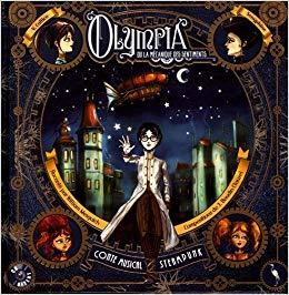 Olympia ou la mécanique des sentiments de Vanessa Callico et Senyphine