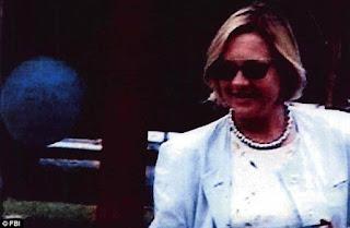 Imagen del FBI de la espía rusa Tracey Lee Ann Foley